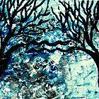 Astrolotree Series - Aquarius by JennyLeeWright