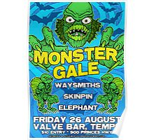 Monster Gale Poster Aug 26 Poster