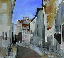 Siena 1 by Richard Sunderland