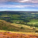 """Great Fryup Dale""  Yorkshire by James  Key"
