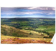 """""""Great Fryup Dale""""  Yorkshire Poster"""