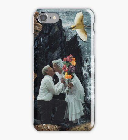 On the precipice iPhone Case/Skin