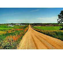 Endless Road Photographic Print