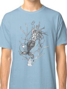 Mermaid in Distress Classic T-Shirt