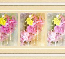 Fuchsia Fairies by Brenda Boisvert