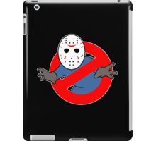 Ghostbusters (Jason Voorhees) iPad Case/Skin