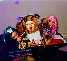 DJ Groupie Doll Gang  by jlara