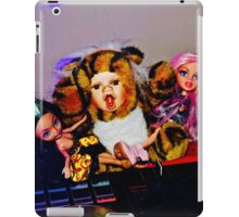 DJ Groupie Doll Gang  iPad Case/Skin