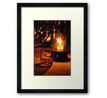 9th scotch Framed Print