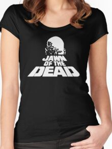 Jawn of The Dead Women's Fitted Scoop T-Shirt