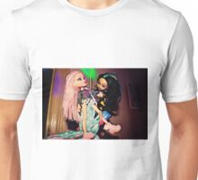 Pole Dancing Selfie Dolls Unisex T-Shirt