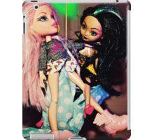 Pole Dancing Selfie Dolls iPad Case/Skin