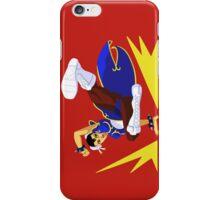 Chun-Li's sweep iPhone Case/Skin