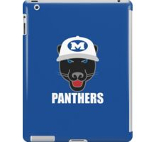Midlothian Panther iPad Case/Skin