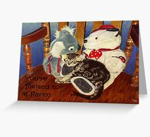 You're Invited To A Party!  Invitation Greeting Card
