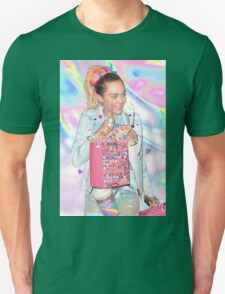 MILEY IS FWEAKY TUMBLR Unisex T-Shirt