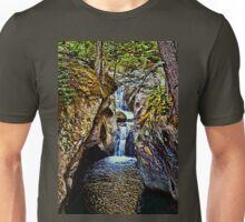 Texas Falls Vermont Unisex T-Shirt