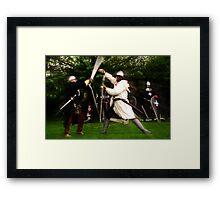 Knights Hospitaller Framed Print