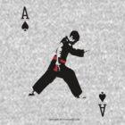 Silat Hoodie - Kardar A by Adam Adami