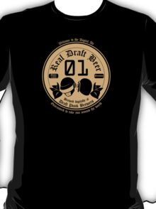 Draft Punk Beer T-Shirt