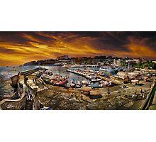 Antalya Marina Photographic Print