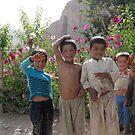 Children  of  AFGHANISTAN by yoshiaki nagashima