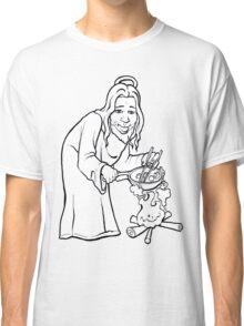 Jesus Woks Classic T-Shirt