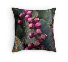 Cactus Still Life Throw Pillow