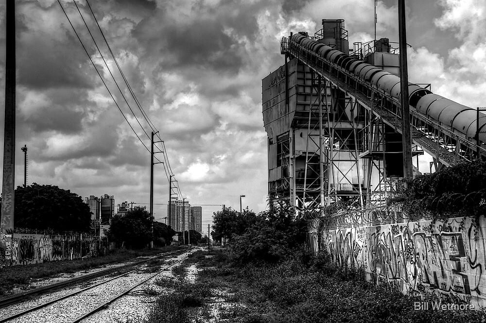 Cement Plant by njordphoto