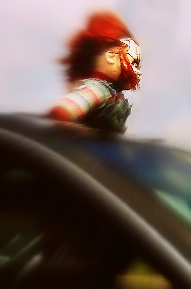 Its CHUCKY!! by Scott Mitchell