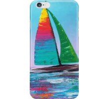 Across The Sea iPhone Case/Skin