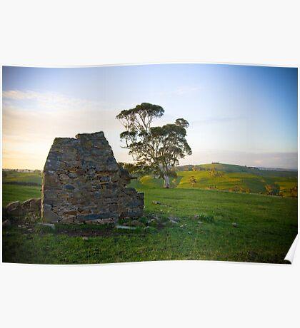Fleurieu Landscape - South Australia Poster