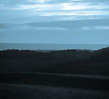 Fleurieu Blue - South Australia by Stephen Permezel