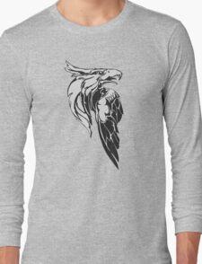 Eagle Head T_Shirt Long Sleeve T-Shirt