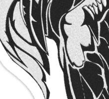 Eagle Head T_Shirt Sticker