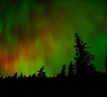 Colourful Aurora by JesseShawPhotos