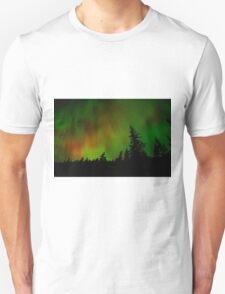 Colourful Aurora Unisex T-Shirt