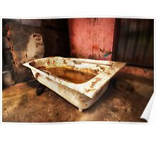 The Potters Tub Poster