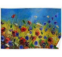 wild flowers 119001 Poster