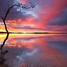 Glenmaggie Sensational Sunrise by Neil
