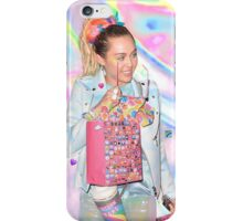 MILEY IS FWEAKY TUMBLR iPhone Case/Skin