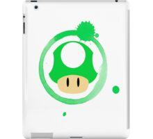 1-Up Mushroom iPad Case/Skin