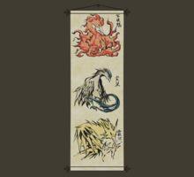 Ancient Birds by T-brinkman