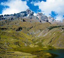 pumawasi glacier peru by nicole makarenco