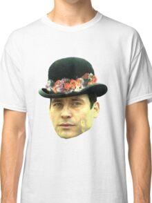 Thomas Barrow Flower Crown Classic T-Shirt