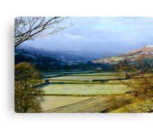 Gunnerside #2 - North Yorkshire Canvas Print
