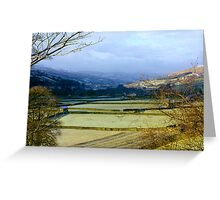 Gunnerside #2 - North Yorkshire Greeting Card