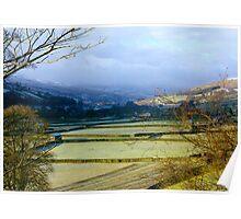 Gunnerside #2 - North Yorkshire Poster