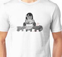 Cuddly Cen-toy-pede Unisex T-Shirt