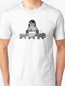 Cuddly Cen-toy-pede T-Shirt
